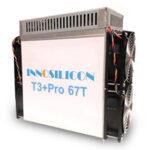 INNOSILICON T3+Pro 67T